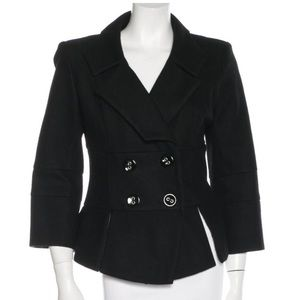 ANNE FONTAINE Wool Ambra Jacket